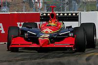 Tomas Enge at St. Petersburg, Honda Grand Prix of St. Petersburg, April 3, 2005