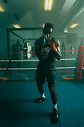 Boxing 5K shoot