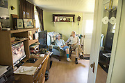 Seward Hawley has been involved with the Rutland County Caregiver Coalition for years and now caregives for his wife Joyce in Rutland. For Rutland Magazine