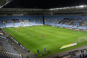 The Ricoh Arena sits empty during the EFL Sky Bet League 1 match between Coventry City and AFC Wimbledon at the Ricoh Arena, Coventry, England on 28 September 2016. Photo by Stuart Butcher.