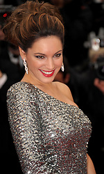 Kelly Brook at the the premiere of the French film , You Ain't Seen Nothin' Yet  at the Cannes Film Festival on Monday 21st May 2012. Photo by: Stephen Lock / i-Images