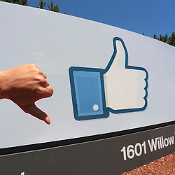 Facebook HQ, 1601 Willow Road, Menlo Park, Silicon Valley, California