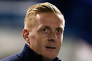 Garry Monk Manager / Head Coach of Sheffield Wednesday during the EFL Sky Bet Championship match between Sheffield Wednesday and Stoke City at Hillsborough, Sheffield, England on 22 October 2019.