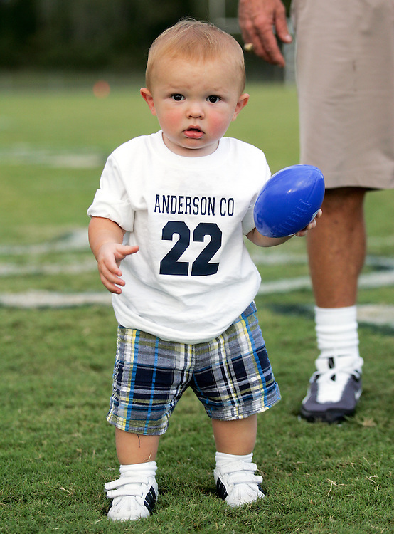 September 3,2010: Campbell County at Anderson County Football