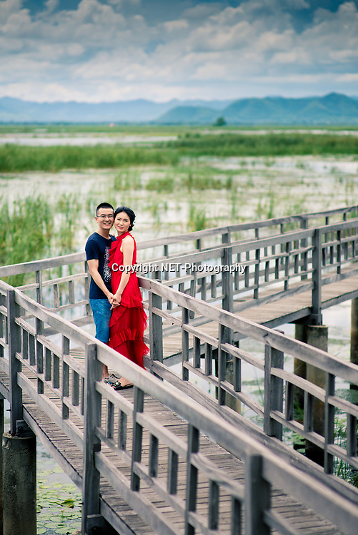Hua Hin Thailand - Jojo &amp; Richard's pre-wedding (prenuptial, engagement session, couple, honeymoon, post-wedding) at Khao Sam Roi Yot National Park (Nature Study Center Bung Baw) in Hua Hin, Thailand.<br /> <br /> Photo by NET-Photography.<br /> info@net-photography.com<br /> <br /> View this album on our website at http://thailand-wedding-photographer.com/hua-hin-beach-khao-sam-roi-yot-national-park-pre-wedding-photography/?utm_source=photoshelter&amp;utm_medium=link&amp;utm_campaign=photoshelter_photo<br /> <br /> NET-Photography   Hua Hin Wedding Photographer<br /> Thailand Professional Wedding Photography Service