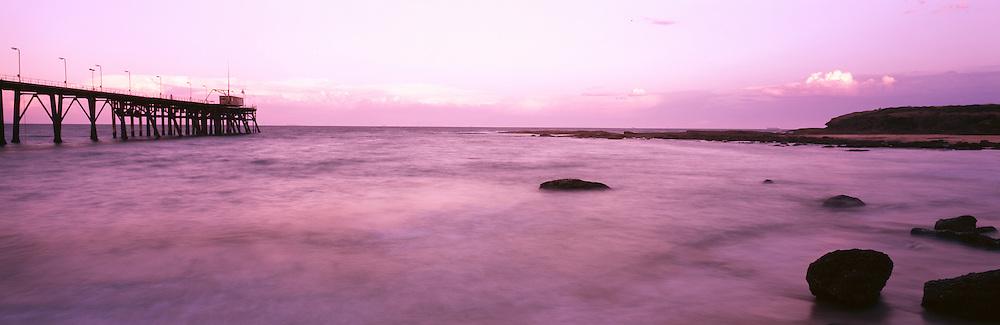 Catherine Hill Bay Jetty, Australia
