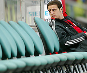 Dimitar Berbatov of Bayern Leverkusen.