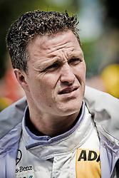 28.05.2011, Graz, AUT, Feature, im Bild Ralf Schumacher kurz vor dem DTM Showrun in Graz, EXPA Pictures © 2012, PhotoCredit: EXPA/ Erwin Scheriau