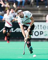 ROTTERDAM - Johannes Mooij (A'dam)  bij de finale Rotterdam-Amsterdam van de ABN AMRO cup 2017 . COPYRIGHT KOEN SUYK