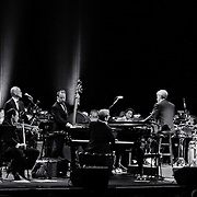 Pink Martini perform with the  the Seattle Symphony December 3rd, 2011, at their Holiday Show at the Paramount Theatre in Seattle, Washington