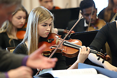 String Orchestra Rehearsal Lab