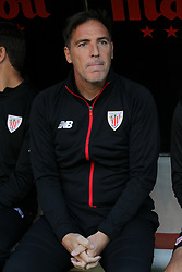 October 24, 2018 - Madrid, Madrid, SPAIN - Berizzo of Athletic de Bilbao in action during the spanish league, La Liga, football match between Rayo Vallecano and Athletic de Bilbao on October 24, 2018 at Estadio de Vallecas in Madrid, Spain. (Credit Image: © AFP7 via ZUMA Wire)