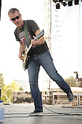 Photos of the alt-country band Bottle Rockets performing at LouFest in St. Louis on August 28, 2010.