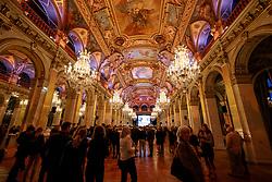City Hall of Paris, Paris Hôtel de Ville<br /> LONGINES FEI World Cup™ Finals Paris 2018<br /> © Hippo Foto - Stefan Lafrentz<br /> 11/04/2018