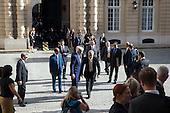 John Kerry and League Arabe, Paris