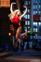 Dance As Art New York City Photography Project SoHo Series with dancer, Amy Relf.