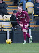 Arbroath&rsquo;s Darren Ramsay - East Fife v Arbroath, SPFL League Two at New Bayview<br /> <br />  - &copy; David Young - www.davidyoungphoto.co.uk - email: davidyoungphoto@gmail.com