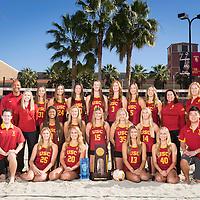 USC Beach Volleyball 2017 | Team