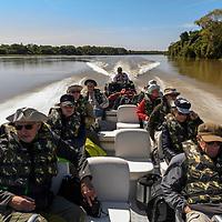 BR 2017, Pantanal South