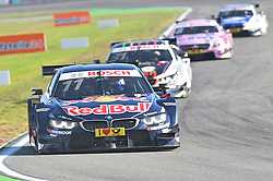 DTM Meister 2016 Marco Wittmann (BMW Team RMG)  beim DTM Saisonfinale in Hockenheim<br /> <br />  / 161016<br /> <br /> ***German Touring Car Championship in Hockenheim, Germany, October 16, 2016 ***