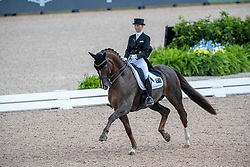 Oatley Kristy, AUS, Du Soleil<br /> World Equestrian Games - Tryon 2018<br /> © Hippo Foto - Dirk Caremans<br /> 13/09/18