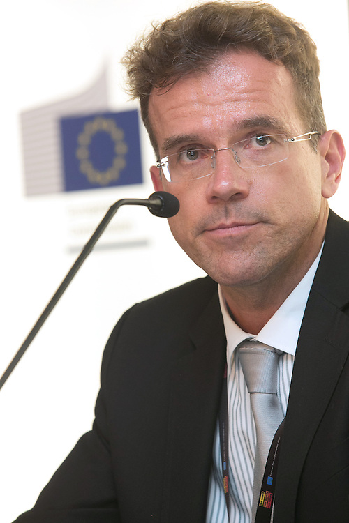 03 June 2015 - Belgium - Brussels - European Development Days - EDD - Health - Pills , pricing and profitability - Christioph Spennemann , Legal Expert within the Intellectual Property Unit , Division on Investment and Enterprise , United Nations Conference on Trade and Development (UNCTAD) © European Union