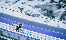 16.02.2020, Kulm, Bad Mitterndorf, AUT, FIS Ski Flug Weltcup, Kulm, Herren, im Bild Anze Lanisek (SLO) // Anze Lanisek of Slovenia during the men's FIS Ski Flying World Cup at the Kulm in Bad Mitterndorf, Austria on 2020/02/16. EXPA Pictures © 2020, PhotoCredit: EXPA/ Dominik Angerer