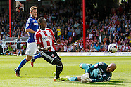 Brentford v Birmingham City 230814