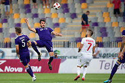 Sasa Ivkovic of NK Maribor during 2nd Leg football match between NK Maribor and FK Partizani Tirana in 1st Qualifying Round of UEFA Europa League 2018/18, on July 19, 2018 in Ljudski vrt, Maribor, Slovenia. Photo by Urban Urbanc / Sportida