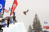 US Snowboard Grand Prix Tamarack ID 2007