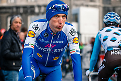 MARTIN Daniel of Quick-Step Floors before the UCI WorldTour 103rd Liège-Bastogne-Liège from Liège to Ans with 258 km of racing at Liège (258 km to go), Belgium, 23 April 2017. Photo by Pim Nijland / PelotonPhotos.com | All photos usage must carry mandatory copyright credit (Peloton Photos | Pim Nijland)