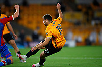 2019 / 2020 Premier League - Wolverhampton Wanderers vs Crystal Palace <br /> <br /> Jonny Otto of Wolverhampton Wanderers scores at Molyneux.<br /> <br /> Credit COLORSPORT/LYNNE CAMERON