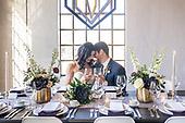 EVO Kitchen wedding styled shoot