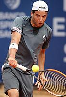 20090508: ESTORIL, PORTUGAL - Estoril Tennis Open 2009 - Men's singles. In picture: Albert Montanes (ESP).<br /> PHOTO: Octavio Passos/CITYFILES