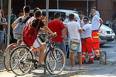 20120726 INCIDENTE BAMBINI VIA DEL CAMPO