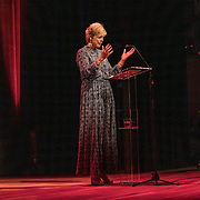 NLD/Amsterdam/20191002 - Laurentien bij ECF Princess Margriet Award for Culture, Prinses Laurentien
