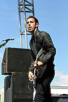 Autovein perform at Pointfest 26 at Verizon Wireless Amphitheater in St. Louis on June 6, 2010