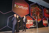 Legends of Football 2017 <br /> Monday 02 Oct 2017.<br /> Grosvenor House, London, England<br /> Photo: JM Enternational