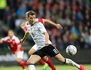 FOOTBALL: Leon Goretzka (Germany) during the Friendly match between Denmark and Germany at Brøndby Stadion on June 6, 2017 in Brøndby, Denmark. Photo by: Claus Birch / ClausBirch.dk.