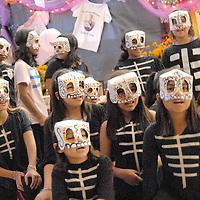 Festival de Otoño and DÌa De Los Muertos 2010