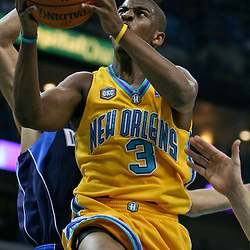 12-16-2006 Dallas Mavericks at New Orleans Hornets