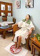 Elene at the spa - Indulgence by the Sea Spa, OBBR