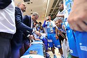 DESCRIZIONE : Campionato 2014/15 Dolomiti Energia Aquila Trento - Dinamo Banco di Sardegna Sassari<br /> GIOCATORE : Romeo Sacchetti<br /> CATEGORIA : Allenatore Coach Time Out<br /> SQUADRA : Dinamo Banco di Sardegna Sassari<br /> EVENTO : LegaBasket Serie A Beko 2014/2015<br /> GARA : Dolomiti Energia Aquila Trento - Dinamo Banco di Sardegna Sassari<br /> DATA : 15/12/2014<br /> SPORT : Pallacanestro <br /> AUTORE : Agenzia Ciamillo-Castoria / Luigi Canu<br /> Galleria : LegaBasket Serie A Beko 2014/2015<br /> Fotonotizia : Campionato 2014/15 Dolomiti Energia Aquila Trento - Dinamo Banco di Sardegna Sassari<br /> Predefinita :
