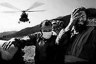 Earthquake in Pakistan · Helicopters is the only way the help can come to the people in many vally´s.