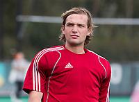 ROTTERDAM - Keeper Philip van Leeuwen (A'dam)  bij de finale Rotterdam-Amsterdam van de ABN AMRO cup 2017 . COPYRIGHT KOEN SUYK