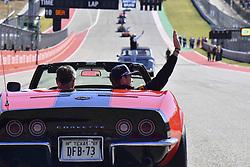 November 3, 2019, Austin, United States of America: Motorsports: FIA Formula One World Championship 2019, Grand Prix of United States, ..#33 Max Verstappen (NLD, Aston Martin Red Bull Racing) (Credit Image: © Hoch Zwei via ZUMA Wire)