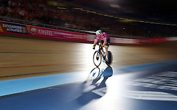 Great Britain's Alexander Spratt in the Men's 200m Flying Time Trial during day six of the Six Day Series at Lee Valley Velopark, London.