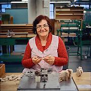 Alzira Martins, Action Assembler, Steinway