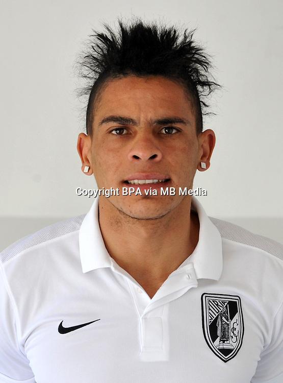 Portugal - Primera Liga Zon-Sagres 2014-2015 / <br /> Jonatan Daniel Alvez Sagar &quot; Jonatan &quot;  - <br /> ( Vitoria Guimaraes SC )