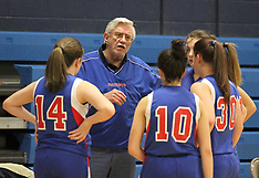 01/04/15 RLBMS at Mountaineer Middle Varsity Girls Basketball